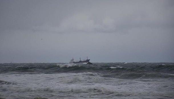 Моряки говорят, что сухогруз Arvin пошел на дно за считанные минуты