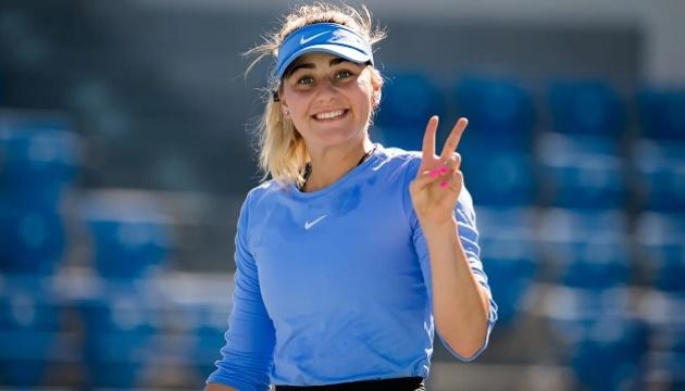 Марта Костюк вперше увійшла в топ-80 рейтингу WTA