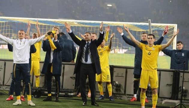 Збірна України з футболу проведе не менше 11 офіційних матчів у 2021 році