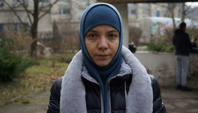 Поліція у Криму прийшла до дружини політв'язня через пікет