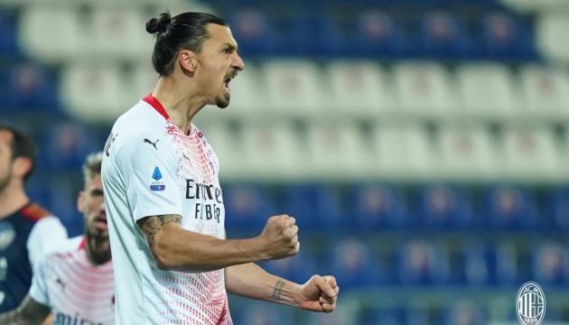 «Мілан» обіграв «Кальярі» і залишився лідером Серії А