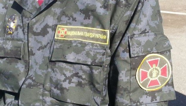 National Guard officers deliver 5 tonnes of humanitarian aid to Luhansk region