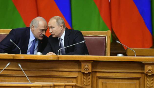 Путін і Лукашенко: два останні диктатори Європи - дружба міцнішає