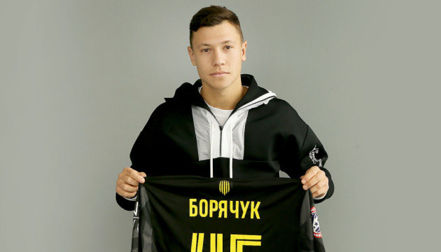 Нападник «Шахтаря» Борячук перейшов у «Рух» на правах оренди