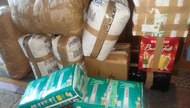 Українці Італії відправили черговий гуманітарний вантаж в Україну