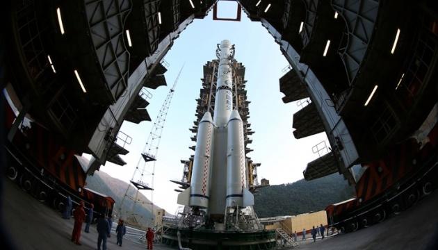 Китай вивів на орбіту перший у 2021 році супутник