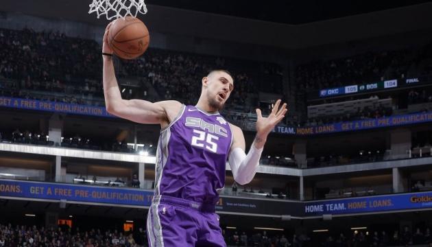 НБА: «Торонто» прекратил сотрудничество с украинским центровым