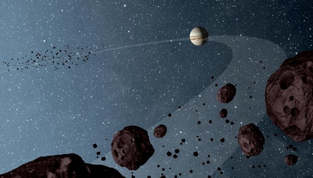 NASA відправить першу місію до троянських астероїдів