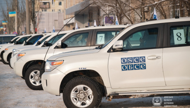 OSCE recorded 19 ceasefire violations in Donbas over weekend