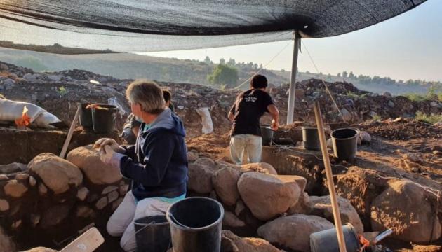 В Ізраїлі виявили напис 1500-річної давнини