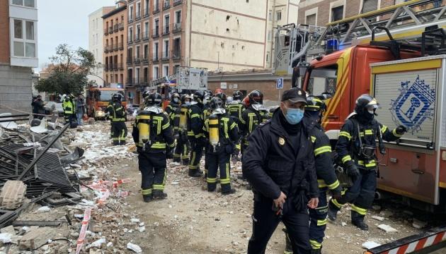 Внаслідок вибуху у Мадриді загинули троє людей