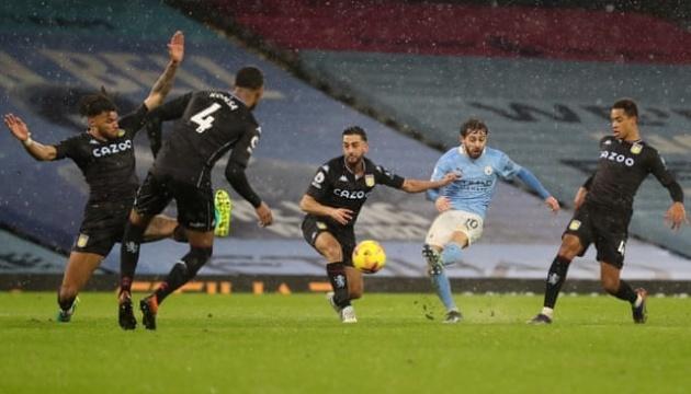 АПЛ: «Манчестер Сити» с Зинченко переиграл «Астон Виллу»