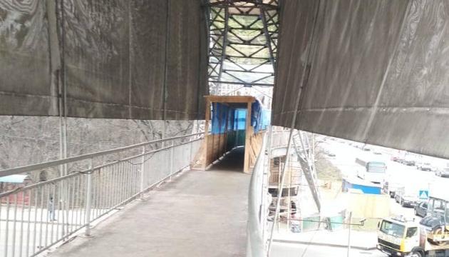 У столиці почали ремонт ще одного мосту
