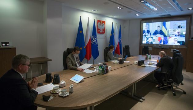 Люблінський трикутник обговорить підтримку демократії в Білорусі