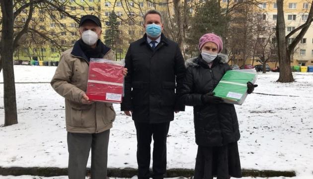 Державний архів зарубіжної україніки поповнився документами про видатних українців Словаччини