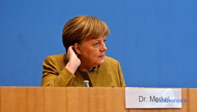 Берлін не припинить наполягати на транзитній ролі України – Меркель
