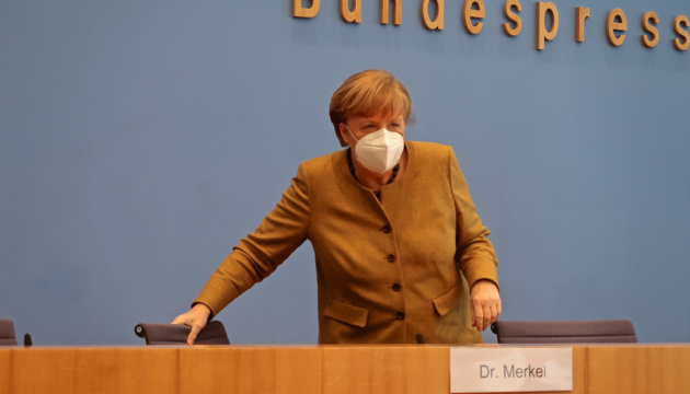 Меркель сказала, чи можливе виробництво російської вакцини Sputnik V у Німеччині