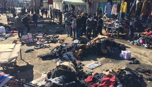 Двойной теракт в Багдаде: 28 погибших, более 70 раненых
