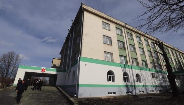 У дрогобицькій лікарні відкрили нове приймальне відділення