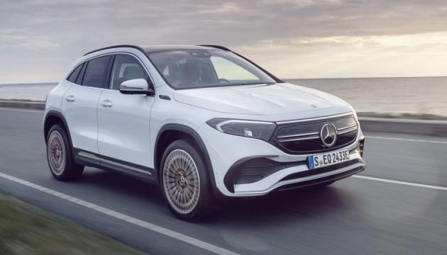 Mercedes-Benz представив новий електропозашляховик