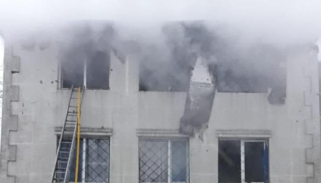 Комиссия Кабмина назвала причины пожара в доме престарелых в Харькове