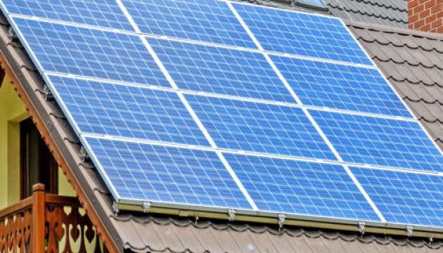 У домашні сонячні електростанції в Україні інвестували вже €600 мільйонів