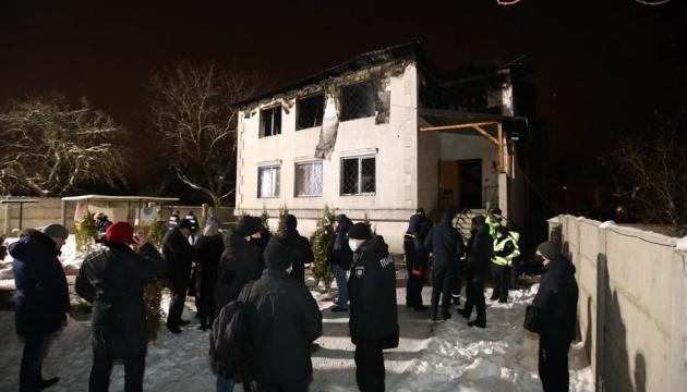 У власника згорілого будинку для літніх знайшли ще один незаконний заклад