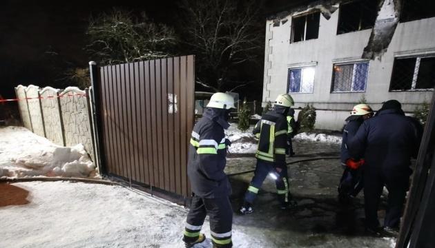Incendie à Kharkiv: la police arrête le directeur de la maison de retrait et trois autres personnes