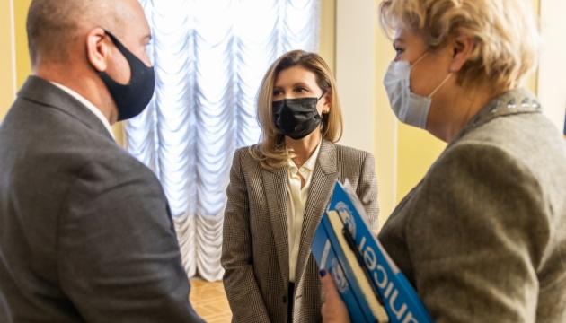 Елена Зеленская заручилась поддержкой ЮНИСЕФ для работы с детьми и молодежью