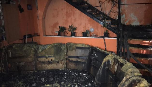 Пожар в Харькове: Правоохранители задержали трех работников дома престарелых