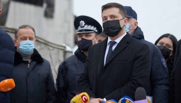 Зеленський оголосить 23 січня Днем жалоби через трагедію в Харкові