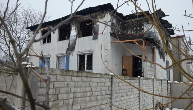 Пожар в Харькове: четырем задержанным объявили подозрение