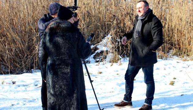 Одеська кіностудія почала зйомки фільму «Серце під мундиром»