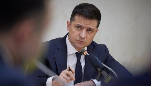Зеленський сподівається на допомогу країн ЄС в отриманні COVID-вакцини