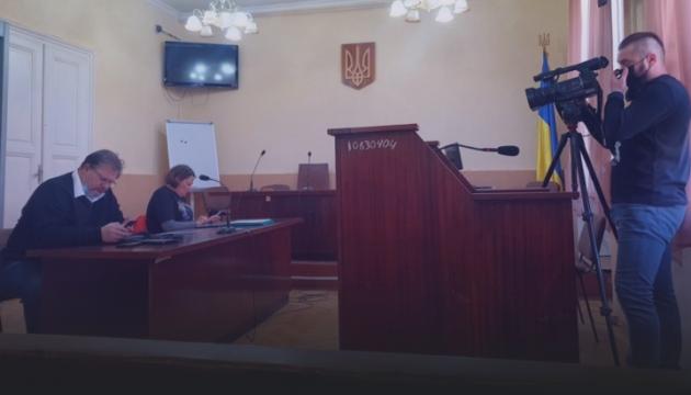 Підозрюваного у держзраді Коцабу стусанами провели з суду