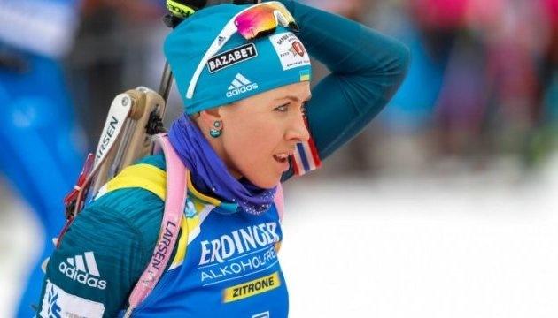 Українки стали четвертими в естафеті на етапі Кубка світу з біатлону в Нове-Место