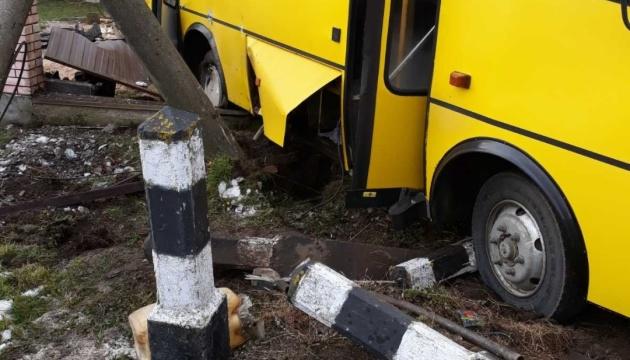 На Львовщине столкнулись поезд и маршрутка, есть пострадавшие