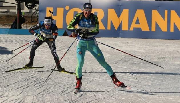 Українські біатлоністи стали восьмими в естафеті на етапі Кубка світу в Антгольці