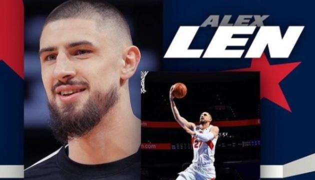 НБА: Лень дебютував у «Вашингтоні»