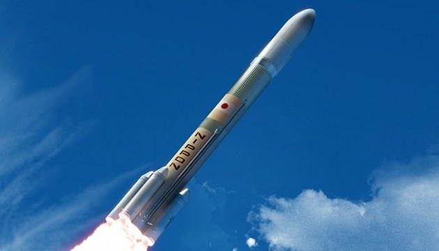 Японія представила космічну ракету нового покоління