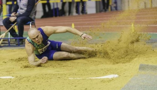 Украинский прыгун в длину выиграл международный турнир в Стамбуле