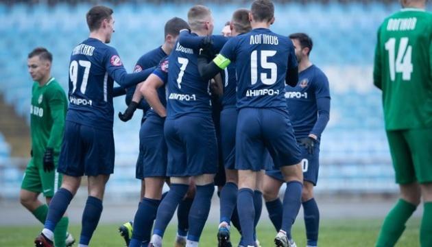СК «Днепр-1» победил сербские «Чукарички» в спарринге
