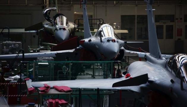 Греция приобретет у Франции 18 истребителей Rafale