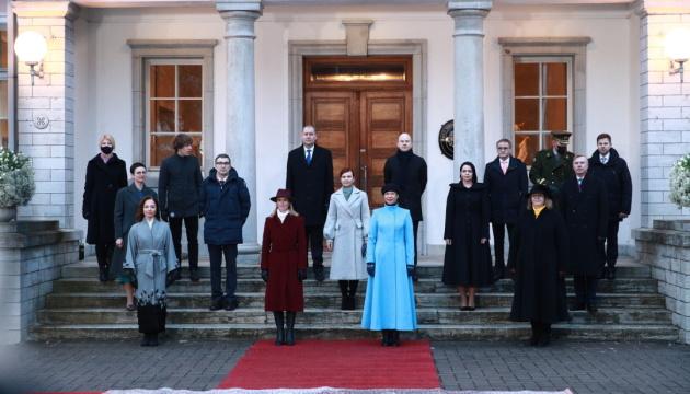 Президент Эстонии утвердила новое правительство