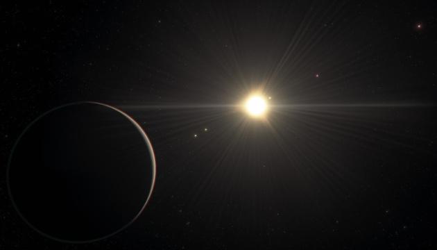 Астрономи знайшли шість екзопланет, які «танцюють» навколо зірки