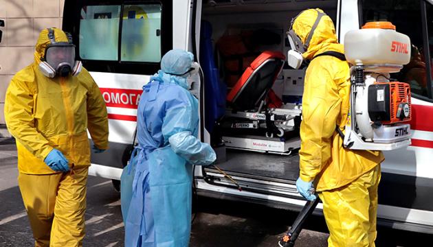 Kyiv confirms 375 new coronavirus cases