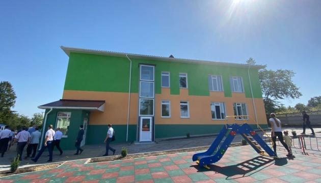 На Хмельнитчине реконструировали шесть школ и два детсада