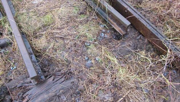 Полиция проверяет факт демонтажа части Боржавской узкоколейки