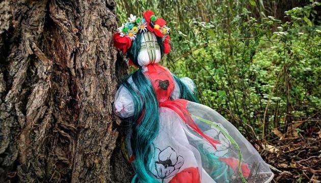 Майстрині-лялькарки долучилися до міжнародного конкурсу, присвяченого Лесі Українці