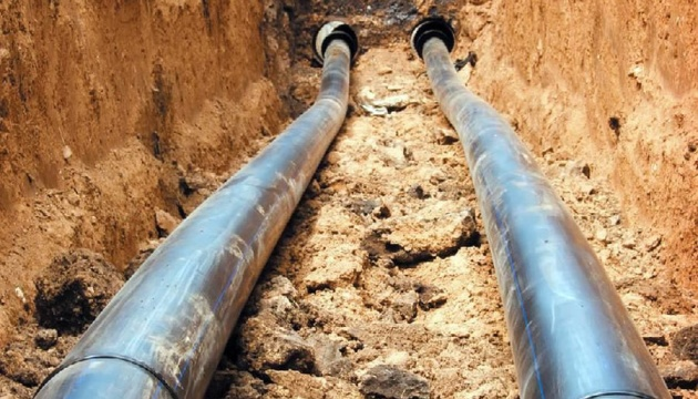 Кириленко: 60 тысяч жителей Донбасса обеспечит водой новая нитка водопровода